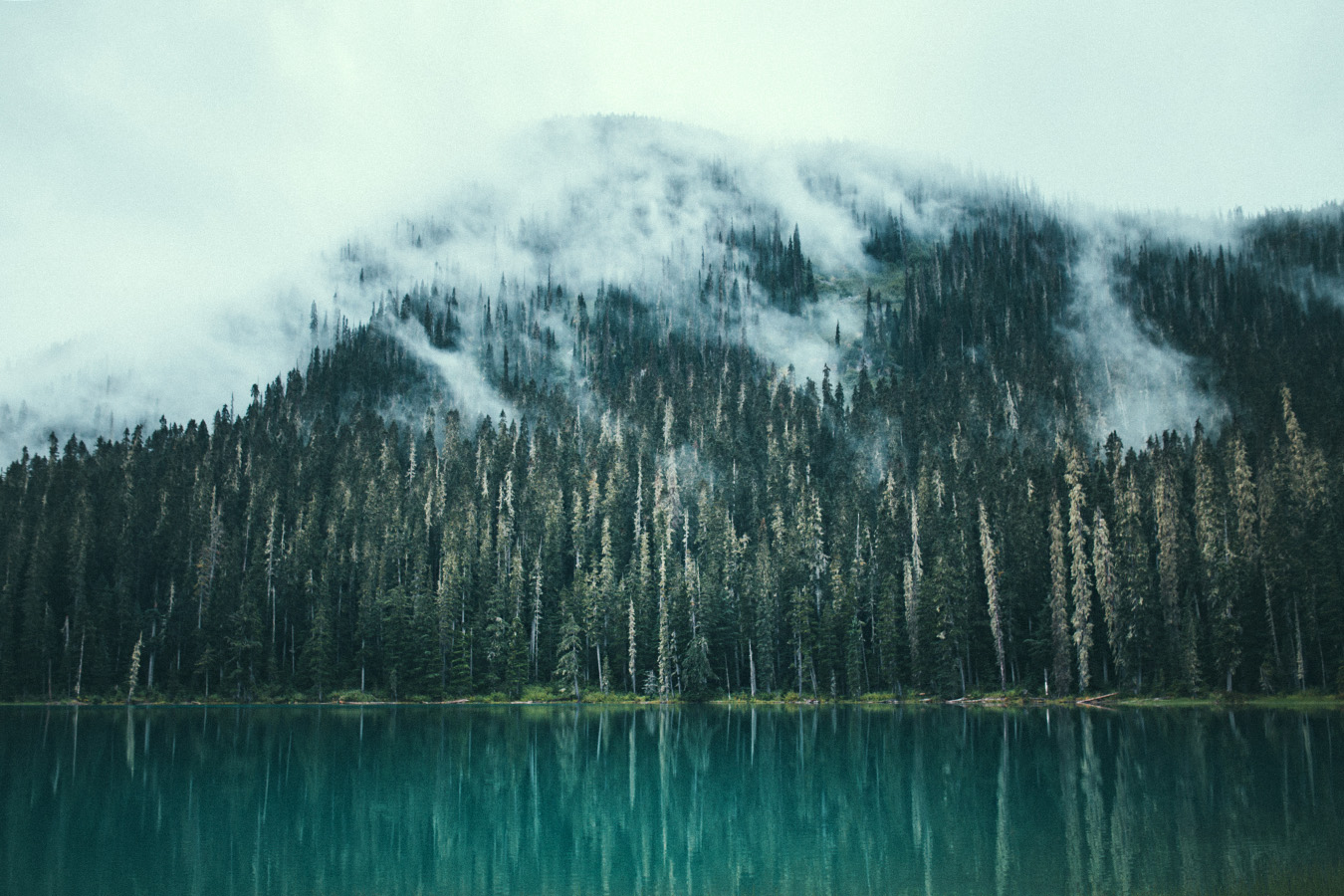 Lower Lake, Joffre Lakes Provincial Park, Kanada