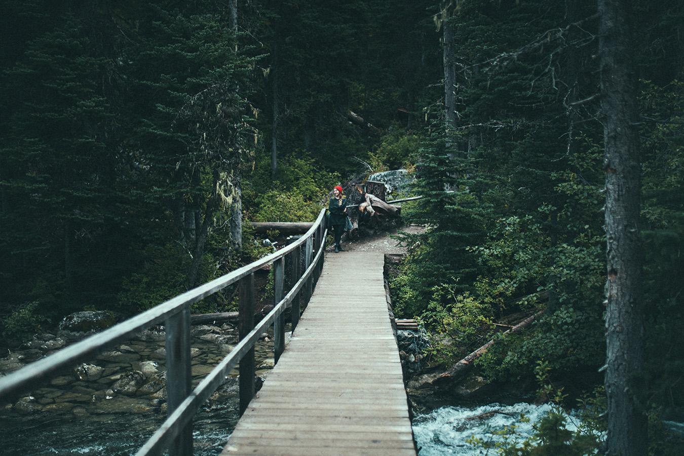 Hike, Joffre Lakes Provincial Park, Kanada