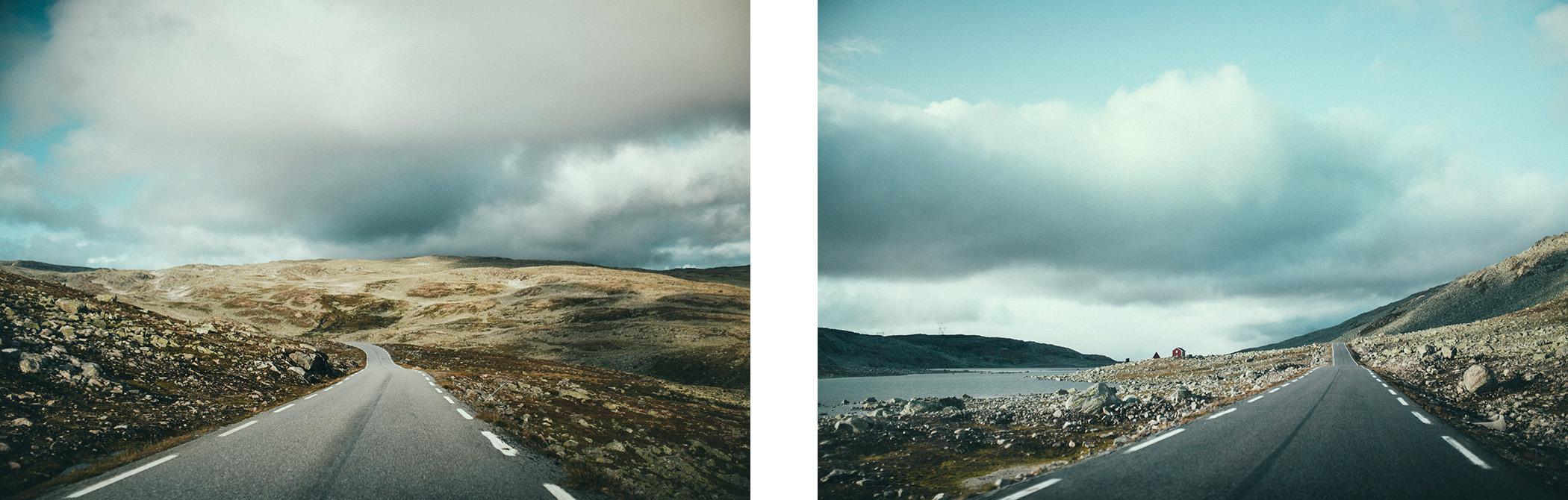 Snow Road, Norwegia