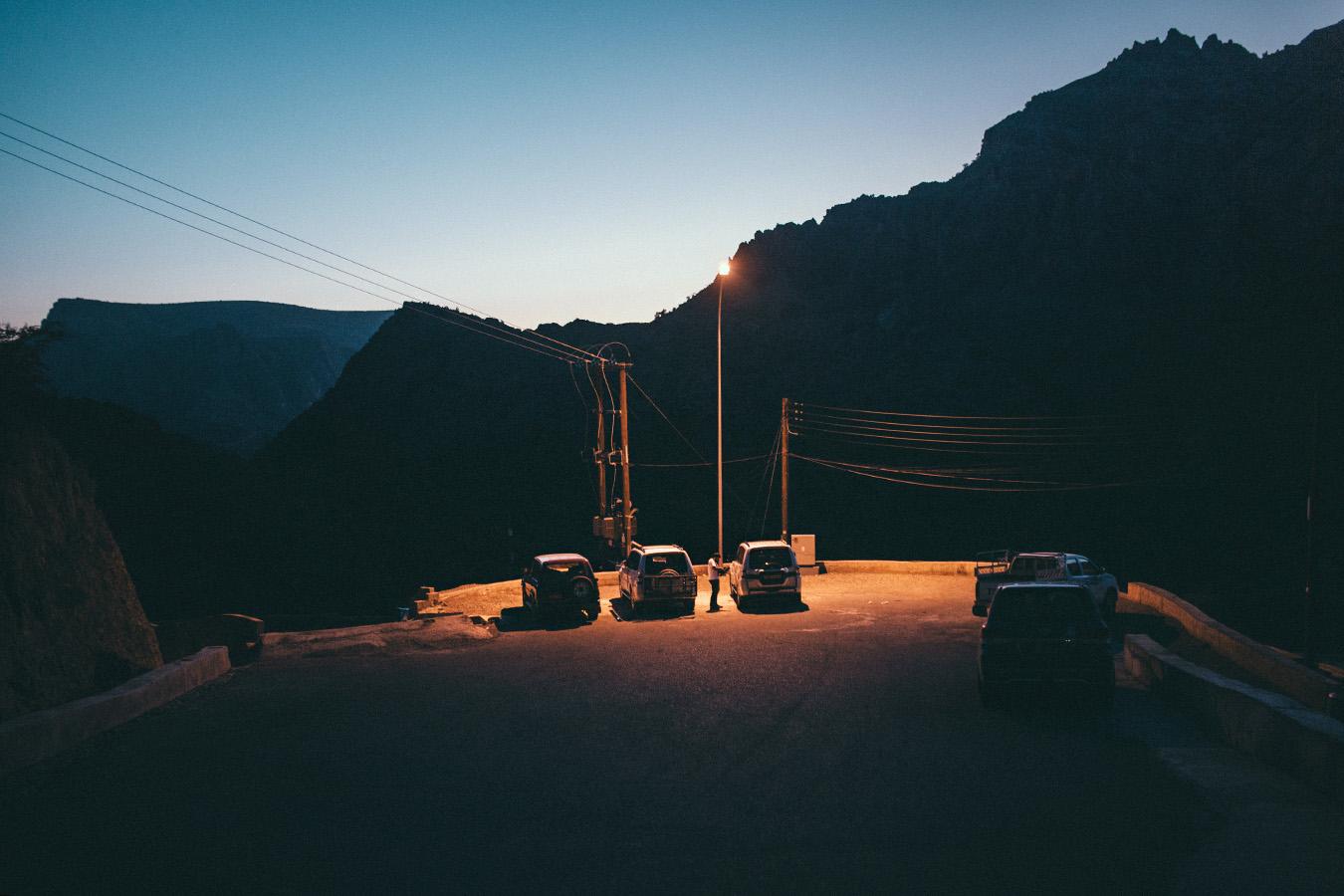 Jabal Akhdar, Oman