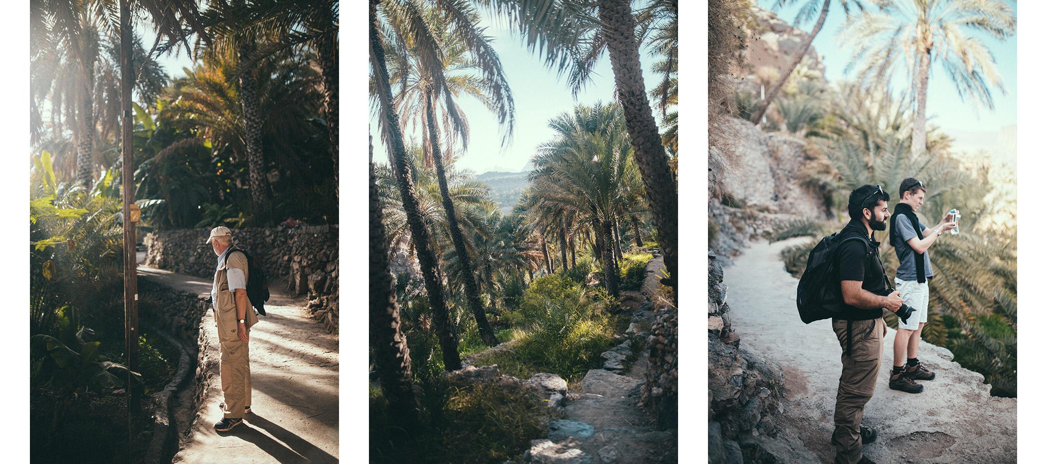 Al Mazare Hike w Misfat Al Abriyeen, Oman