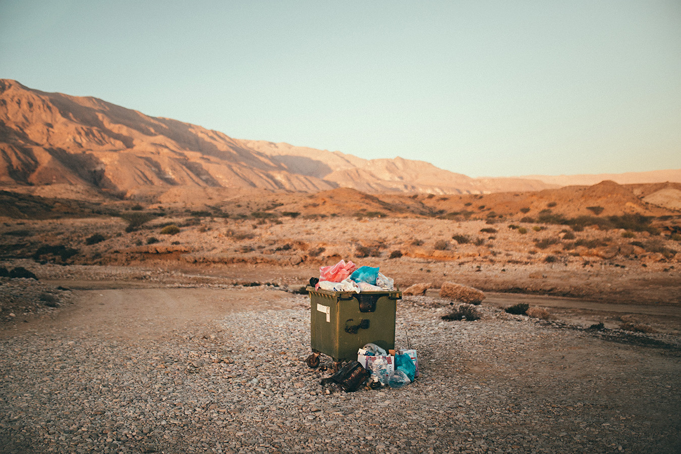 camping White Beach