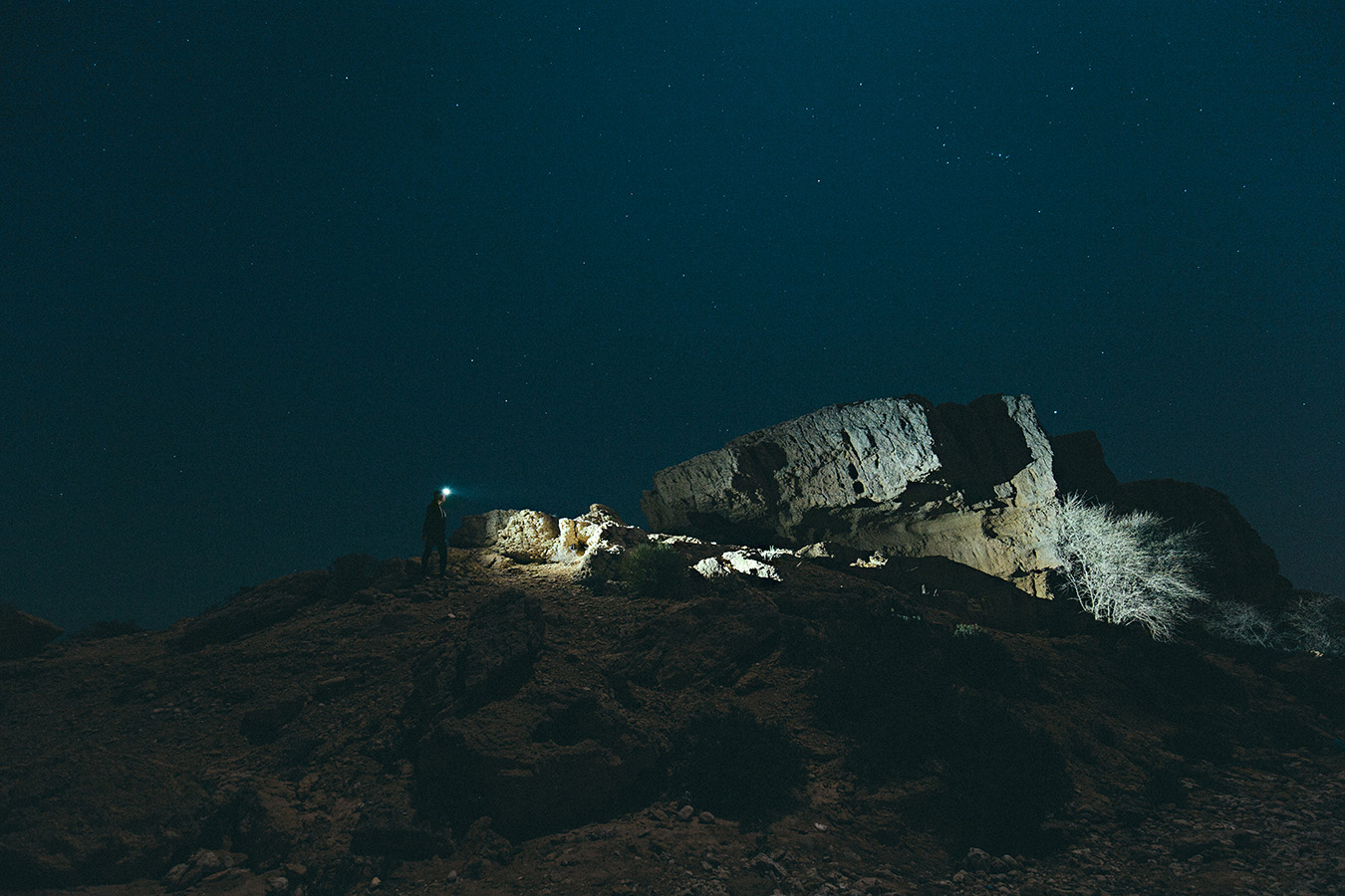 Fins, Oman