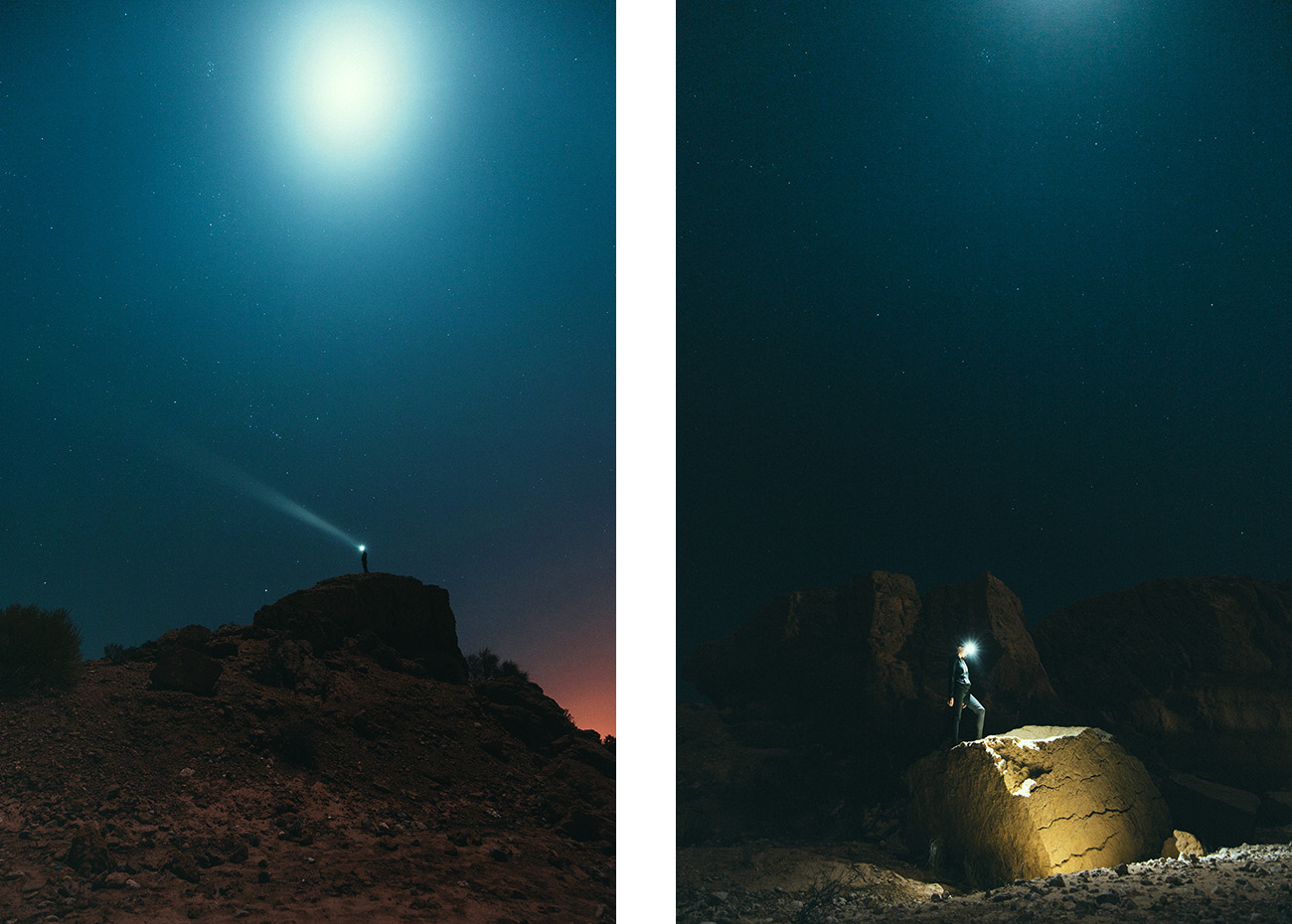 noc w Omanie