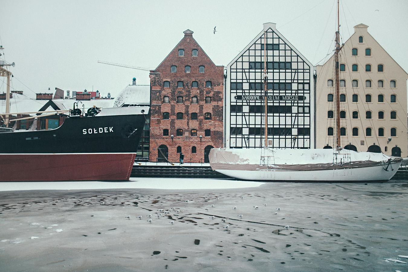 Kamieniczki Gdańsk