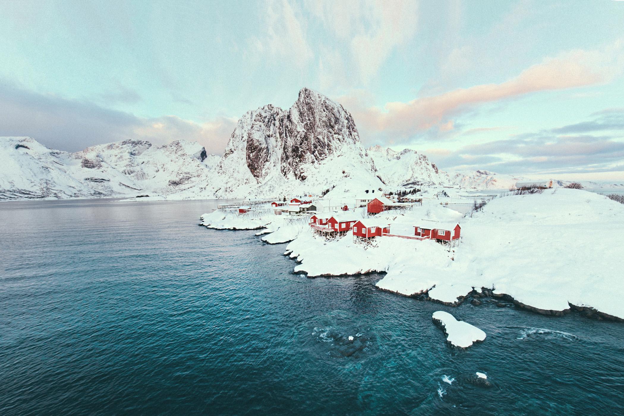 Hamnoøya
