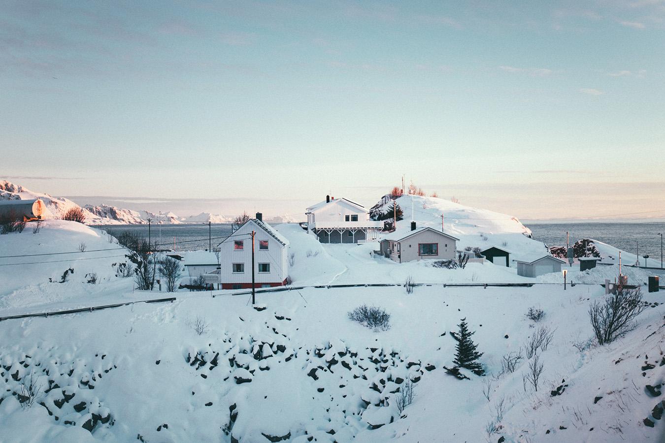 Hamnøya