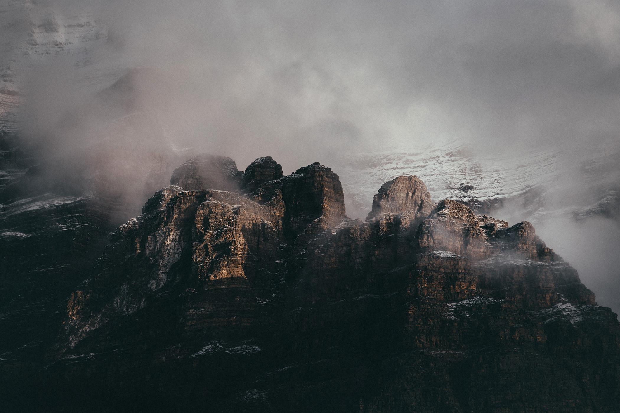 Rockies, Kanada