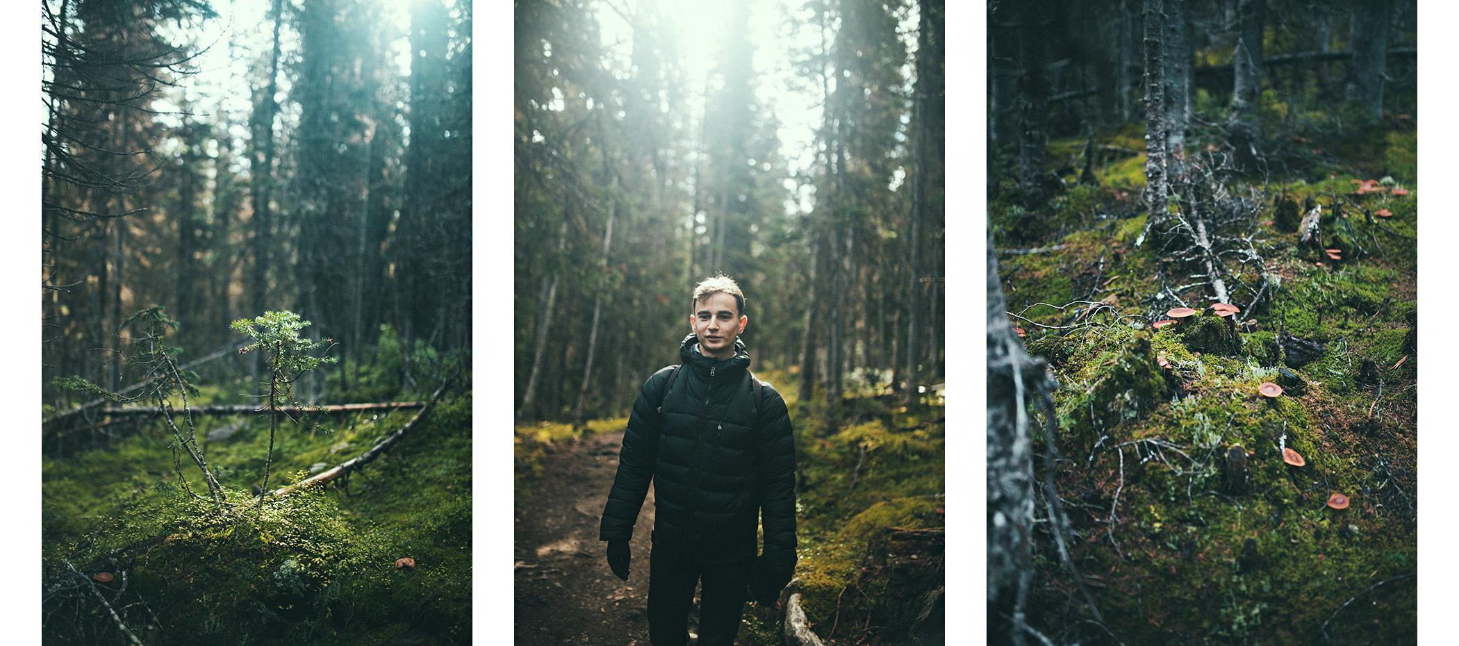Consolation Lakes Trail, Kanada