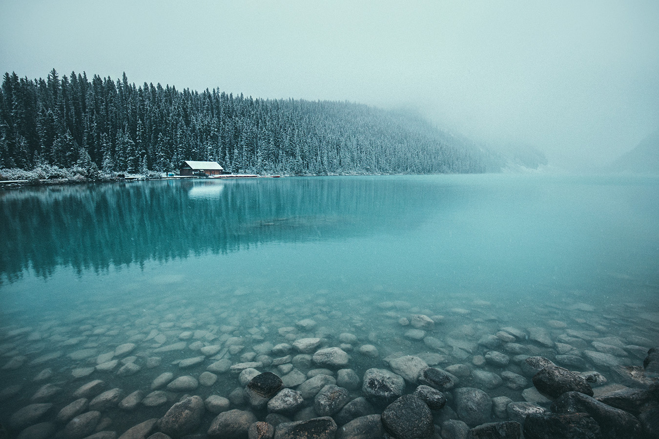 Lake Louise, Kanada