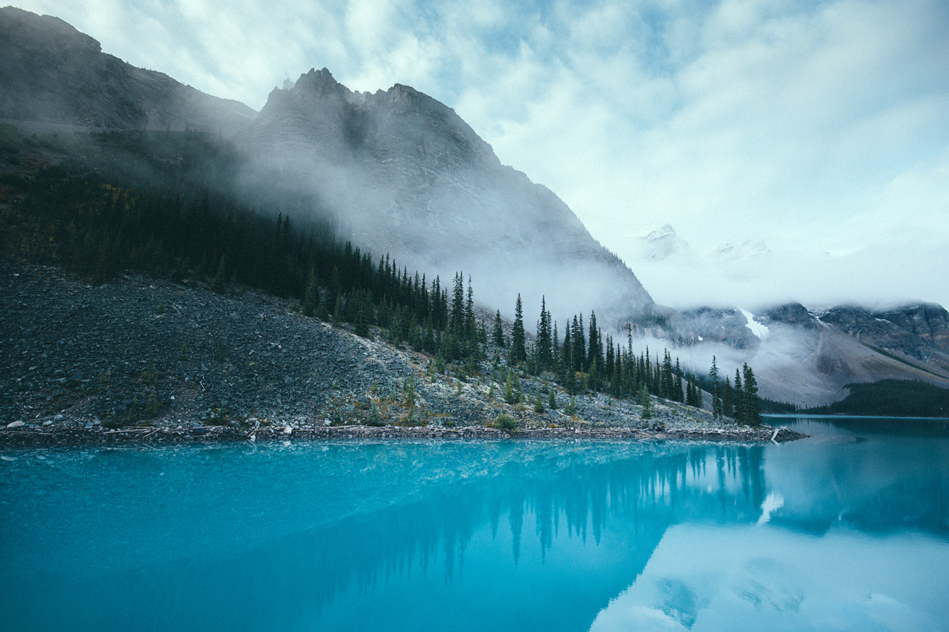 Lake Moraine, Kanada