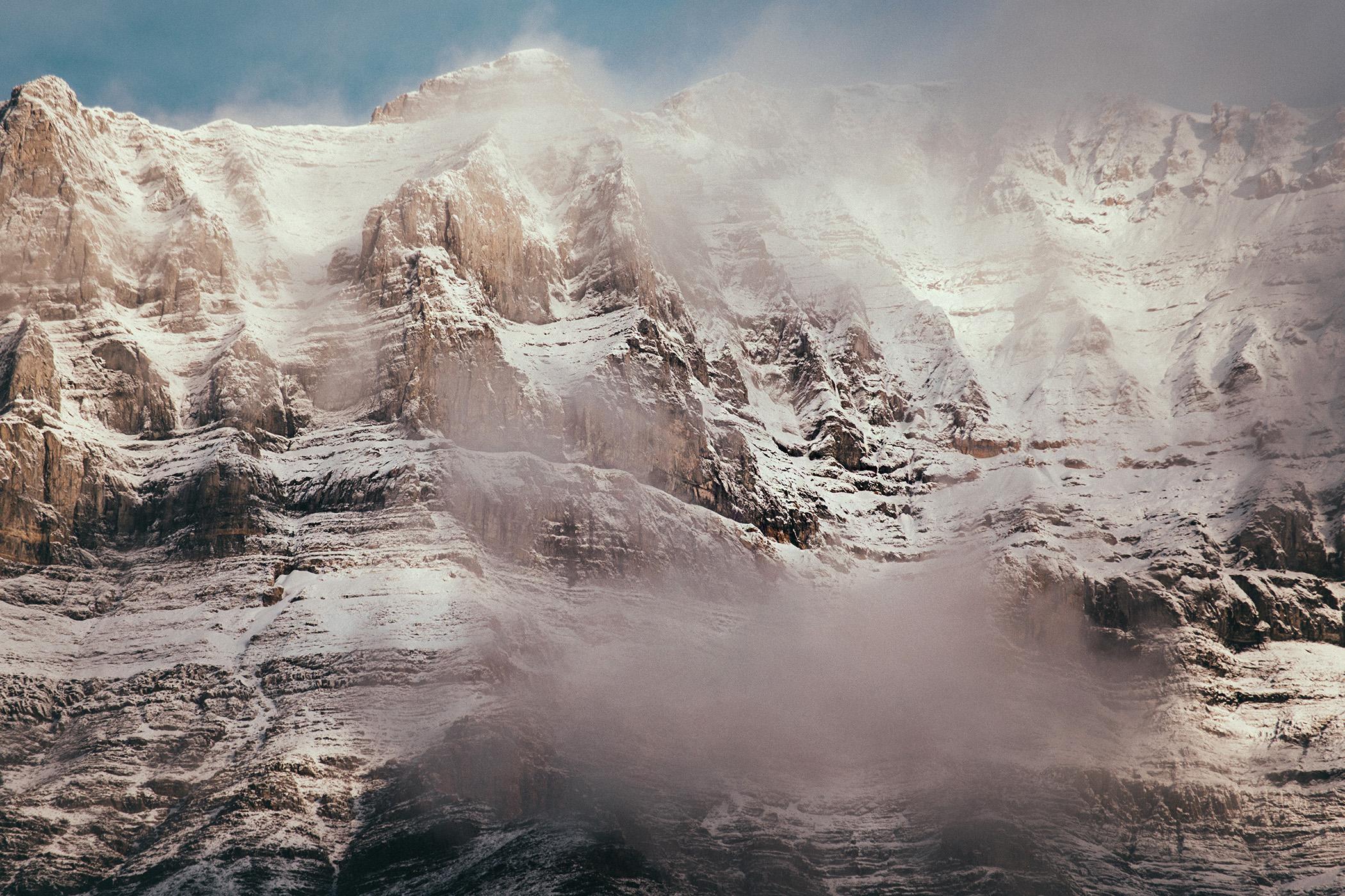 Góry Skaliste, Kanada