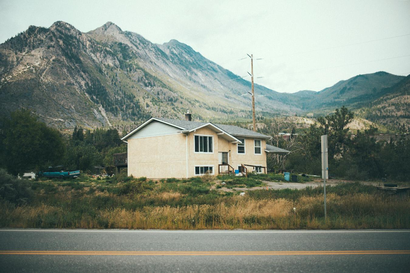 Kanada, Lillooet