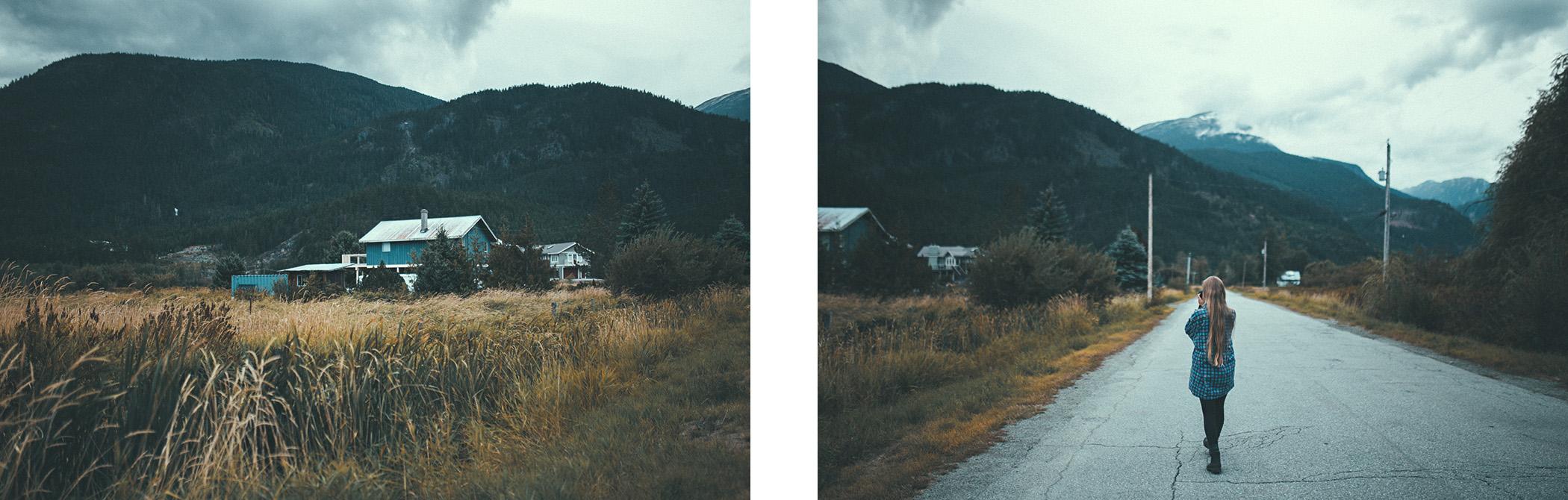 Kanada, Mt. Curie