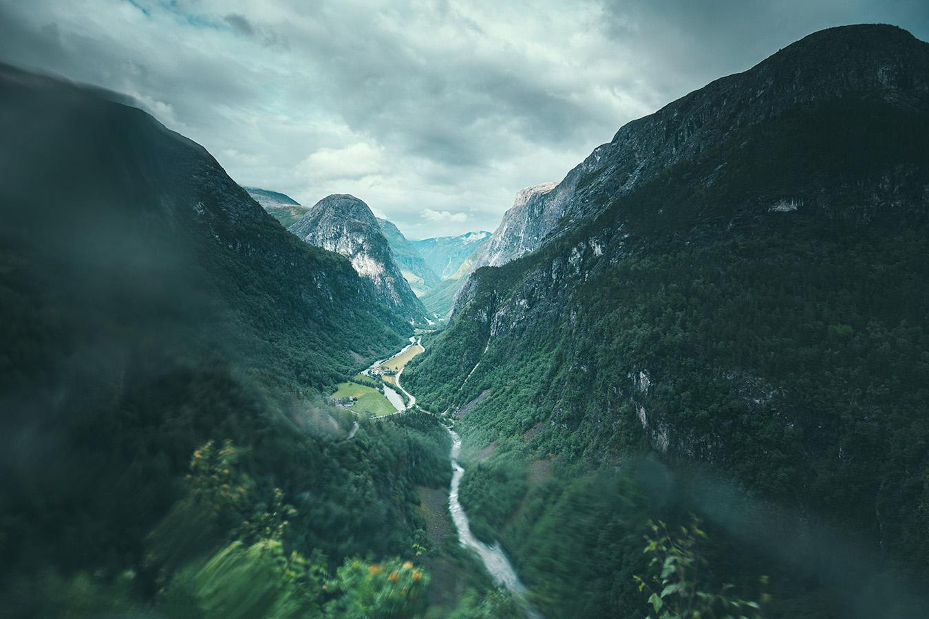 Stalheim, Norwegia