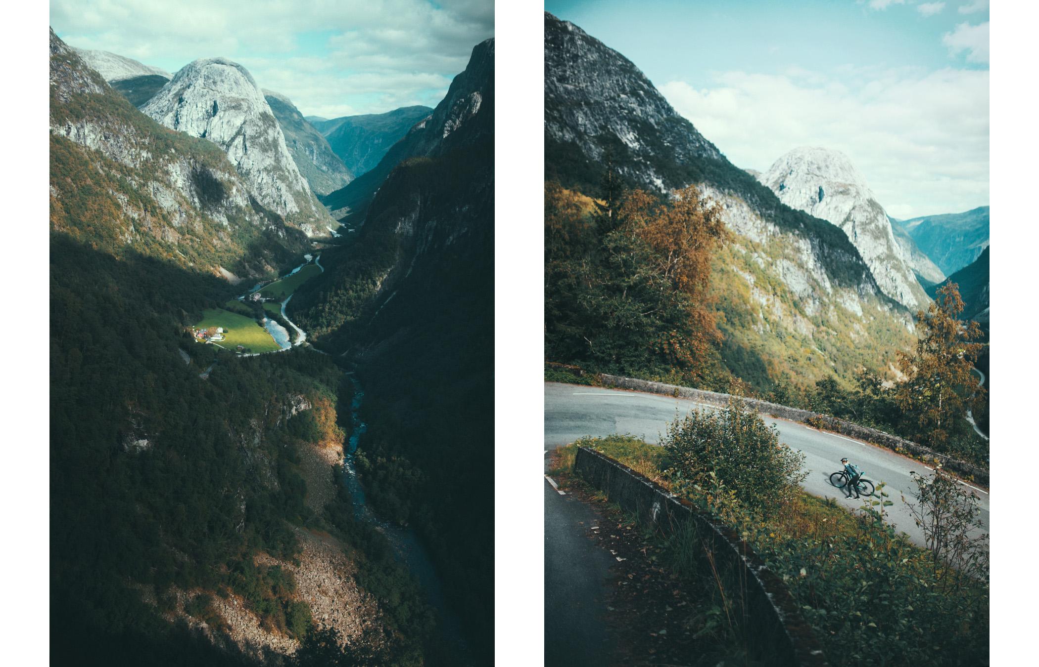 Stalheimskleiva, Norwegia
