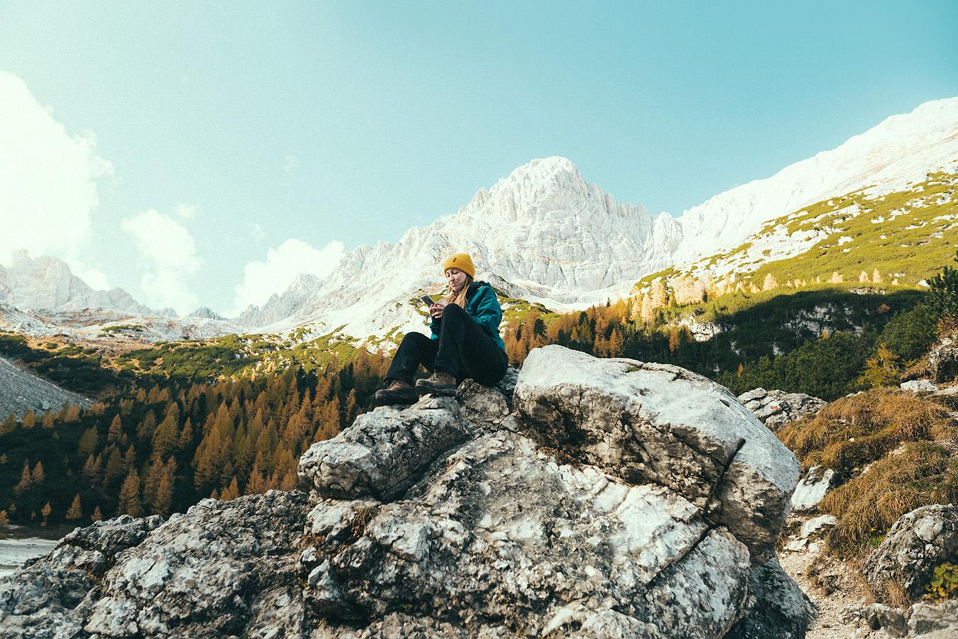 Dolomity, Lago di Sorapis