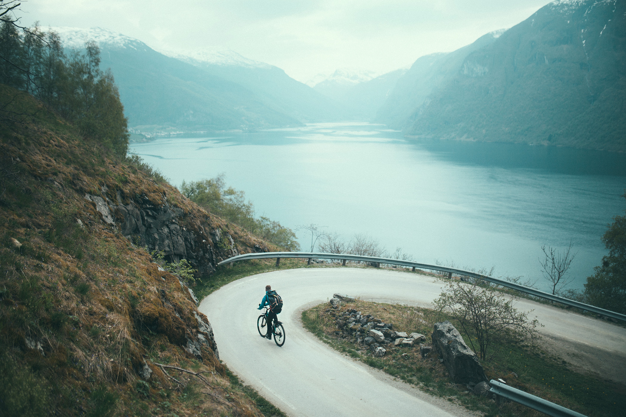 Marcin, rower Kross, Skjerdal