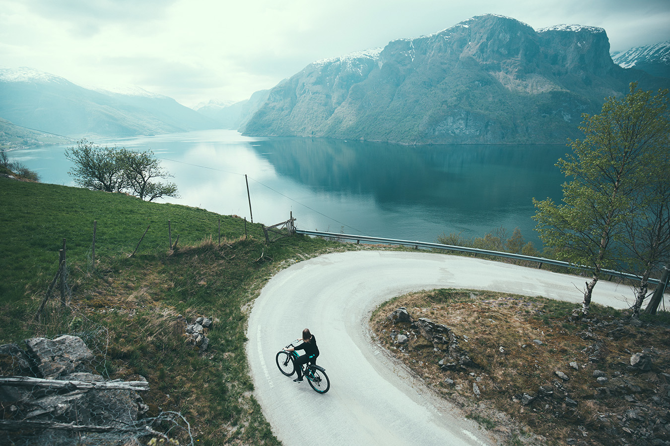 rower Kross, Skjerdal