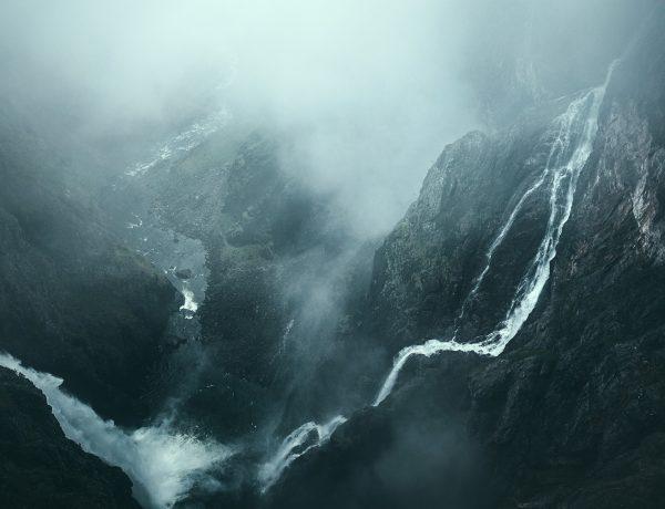 Vøringsfoss, Hardangervidda