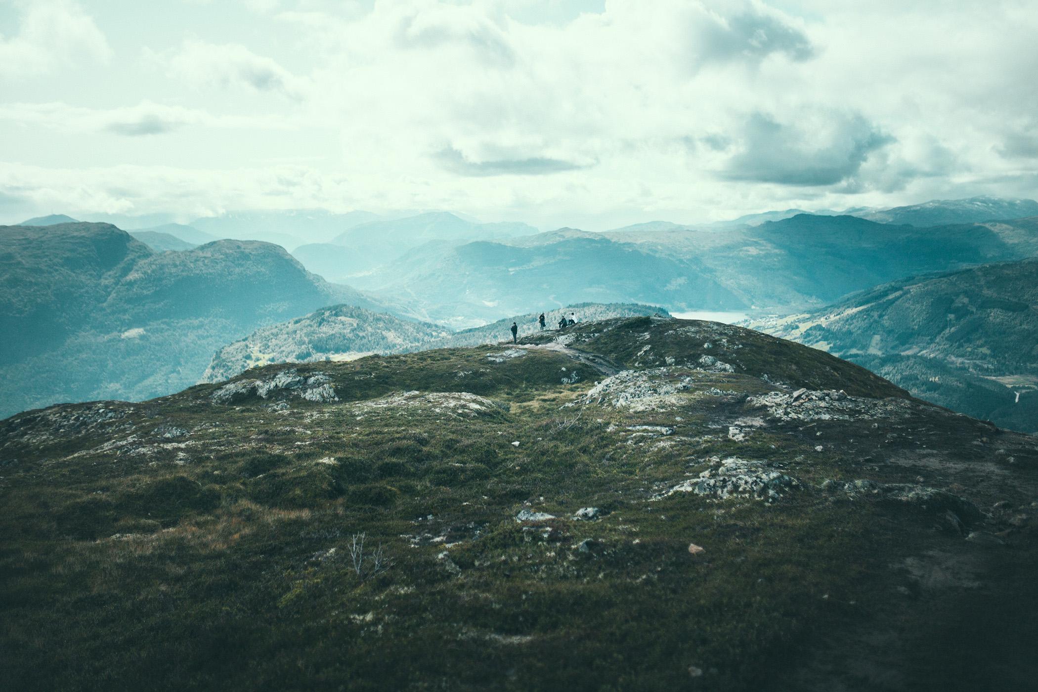 Szlak na Molden