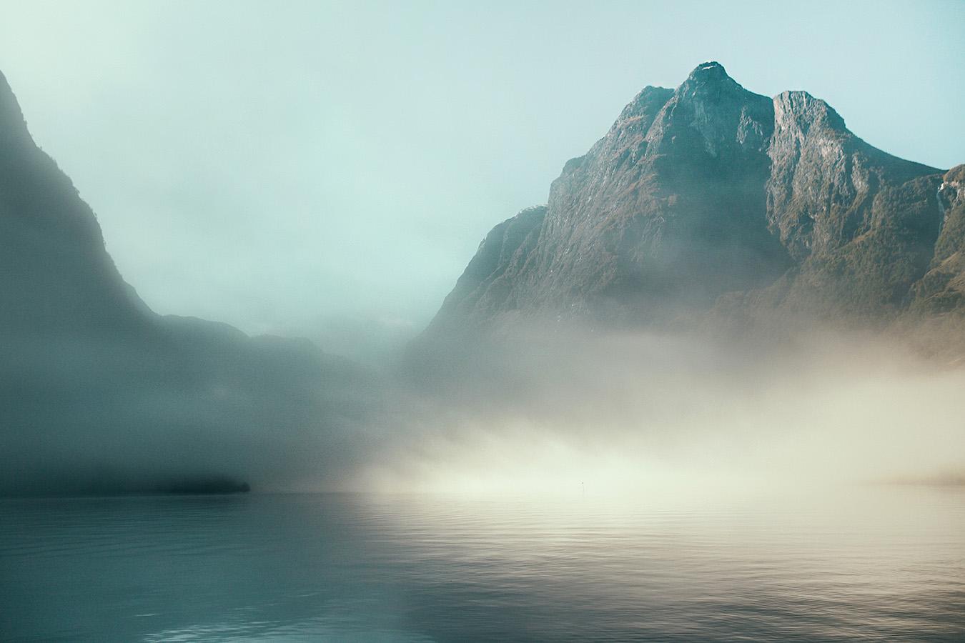 Bakkanosi, Nærøyfjord