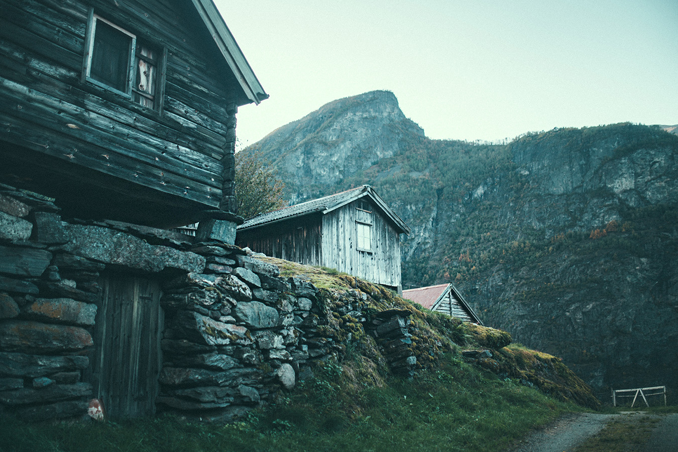 skansen Otternes, Norwegia