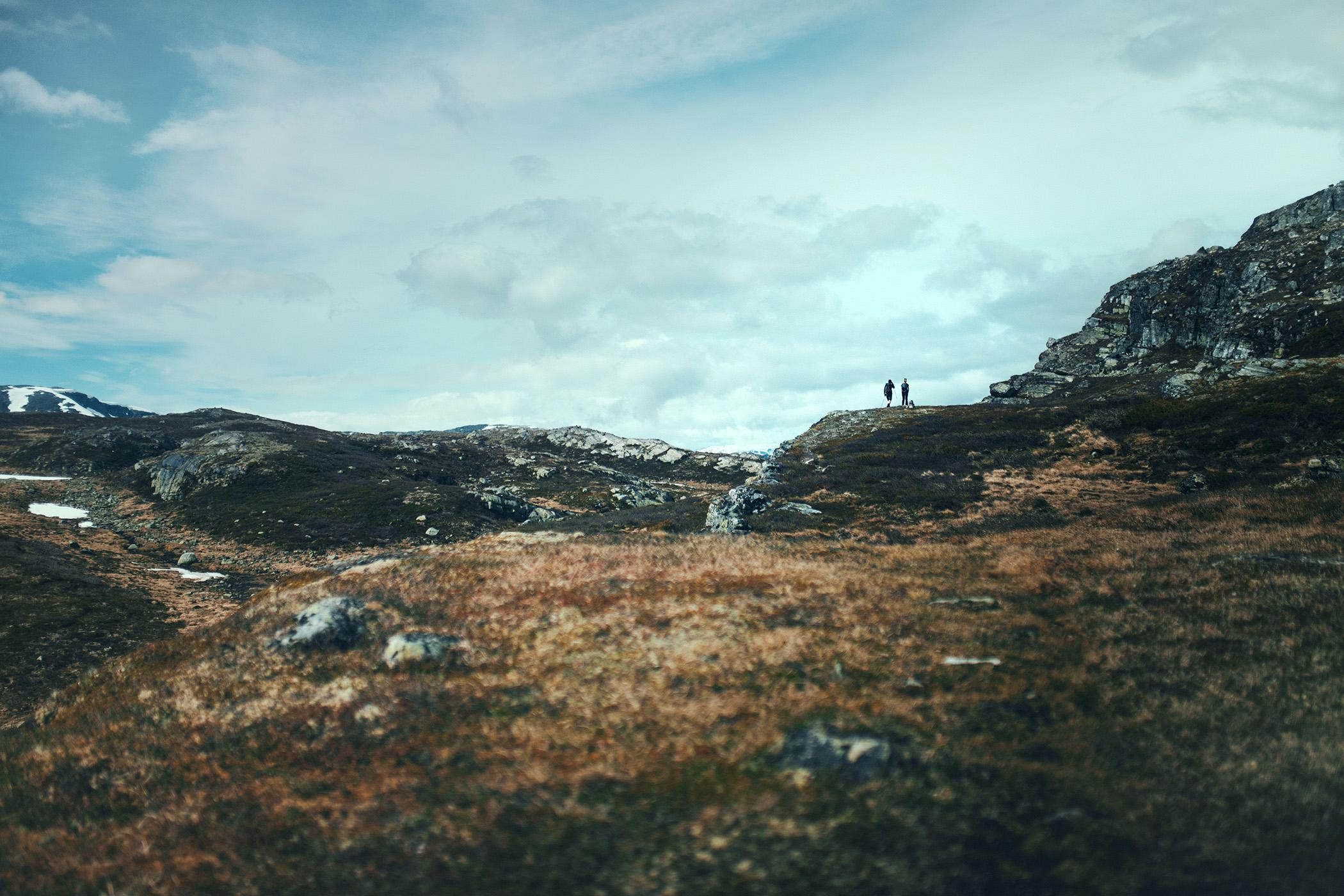 szlak, Reinunga, Norwegia