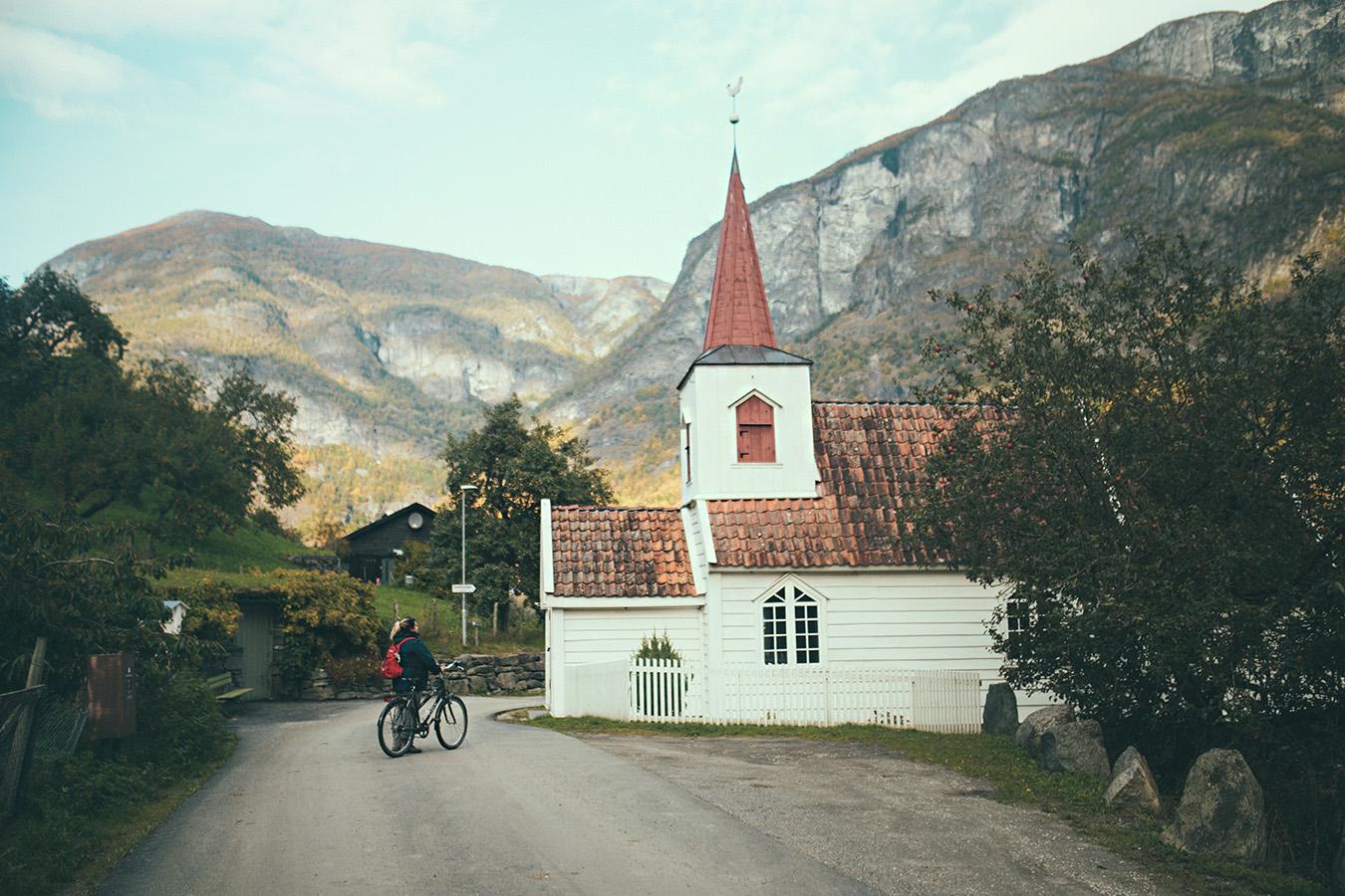 Kościół w Undredal
