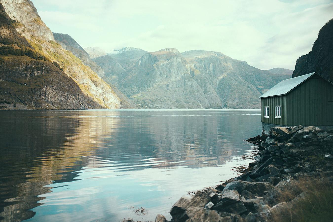 Undredal, Stokko, Norwegia