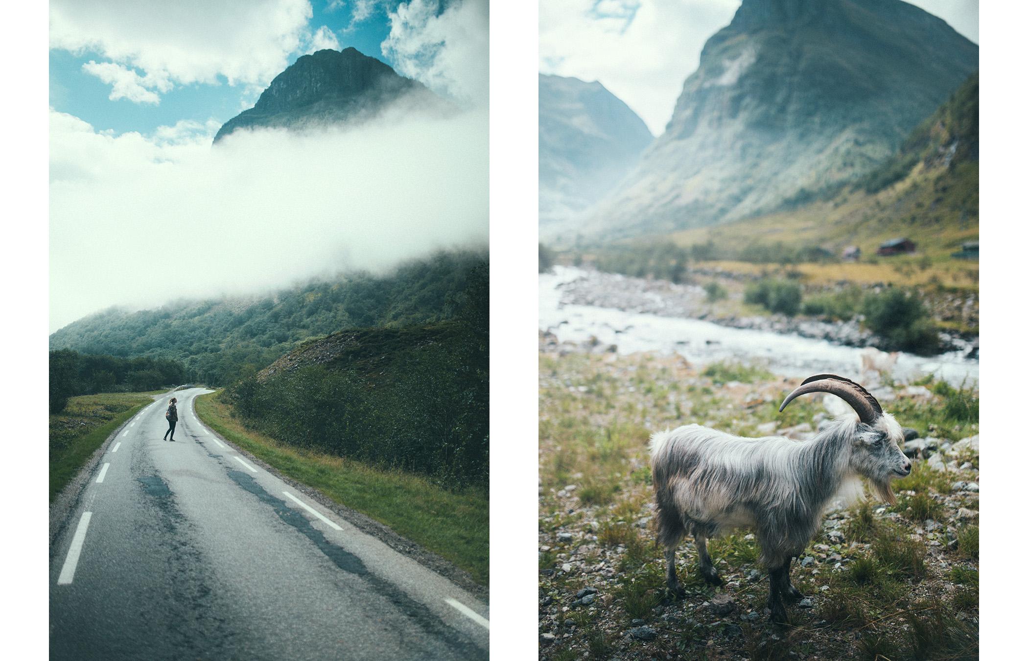 Undredalen, Norwegia