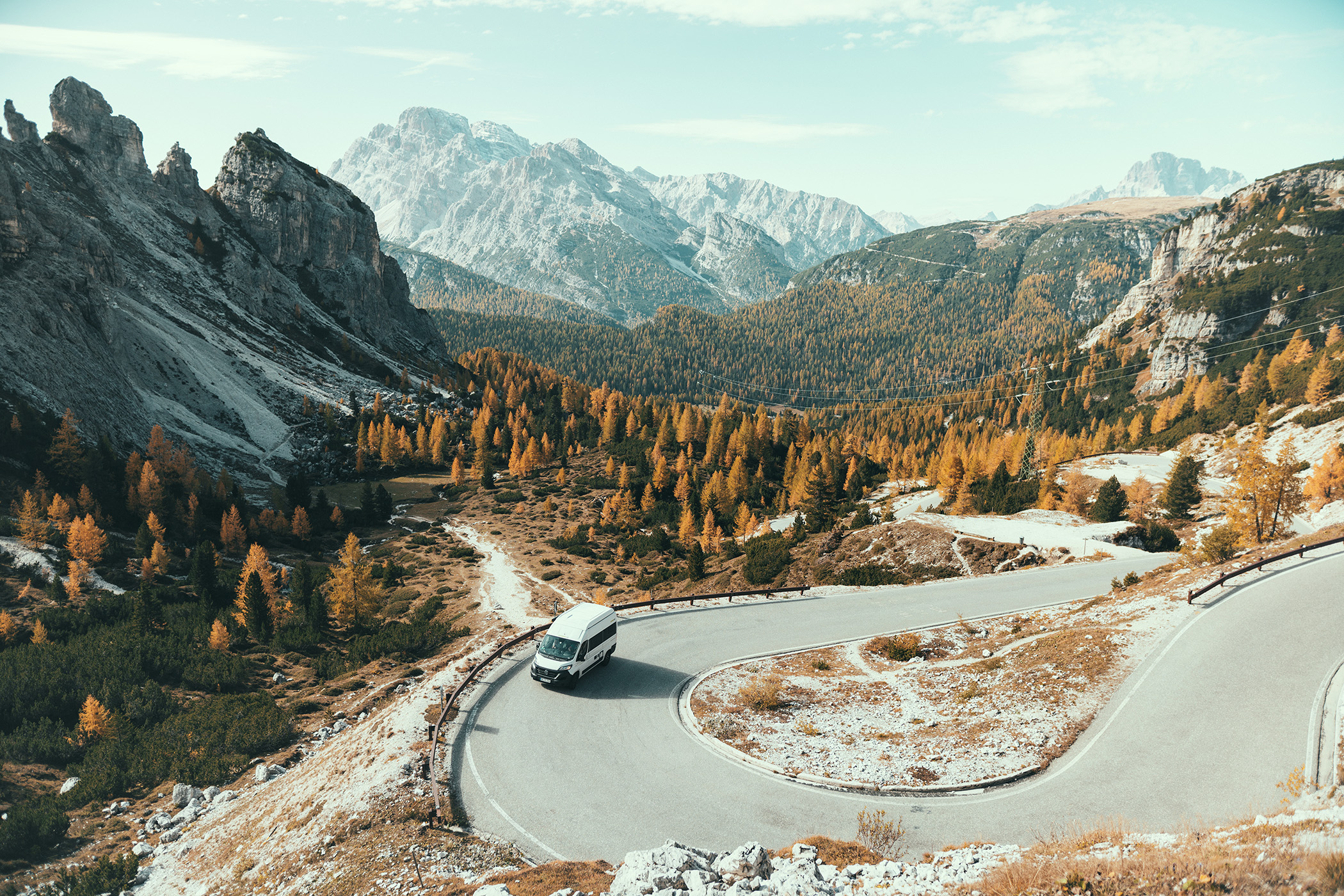 Dolomity, Tre Cime di Lavaredo
