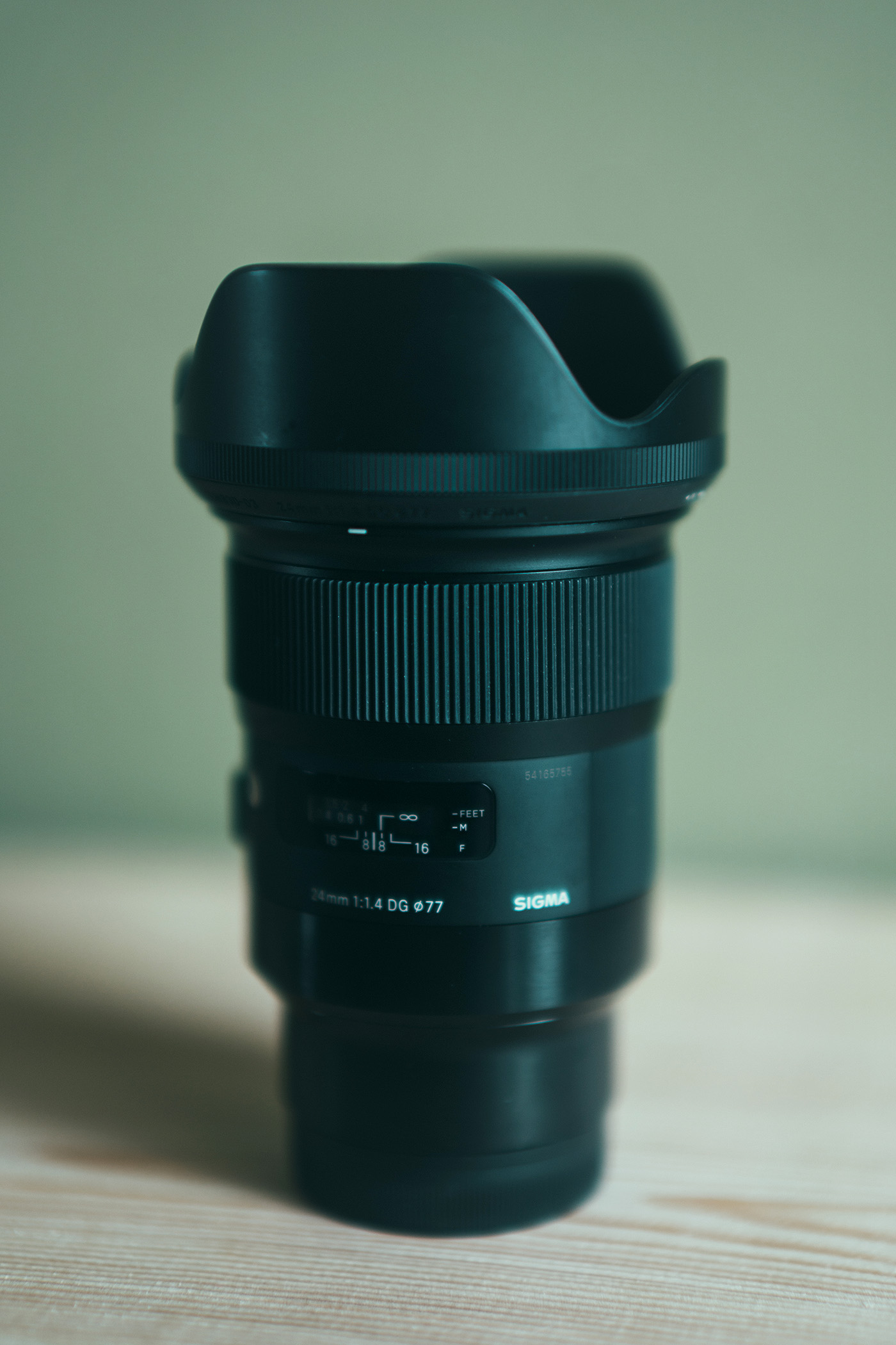 Sigma 24 mm f/1.4 Art