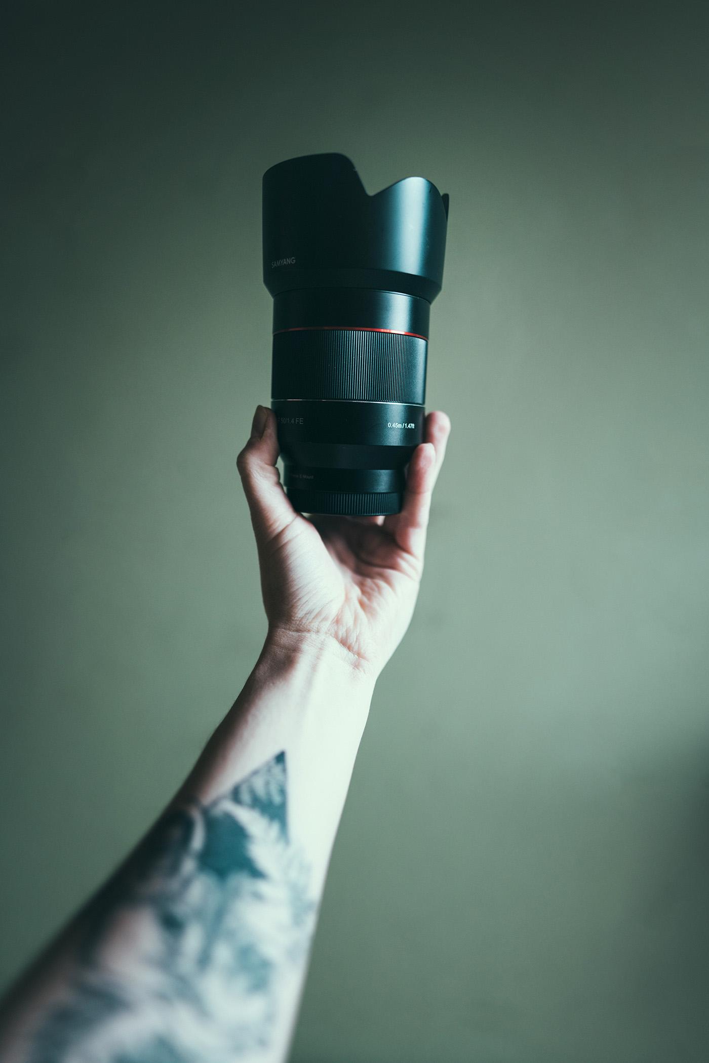 Samyang 50 mm f/1.4