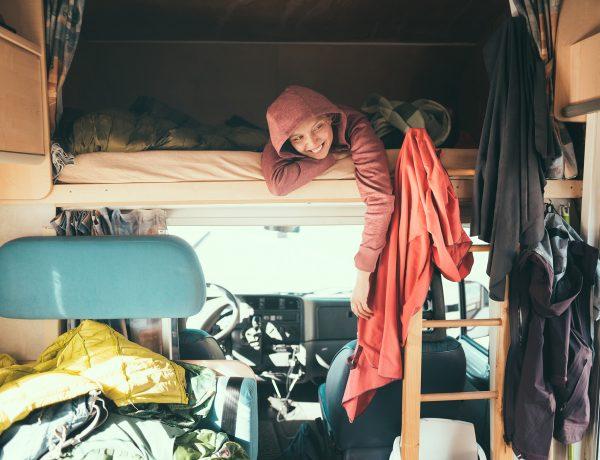 Życie w kamperze