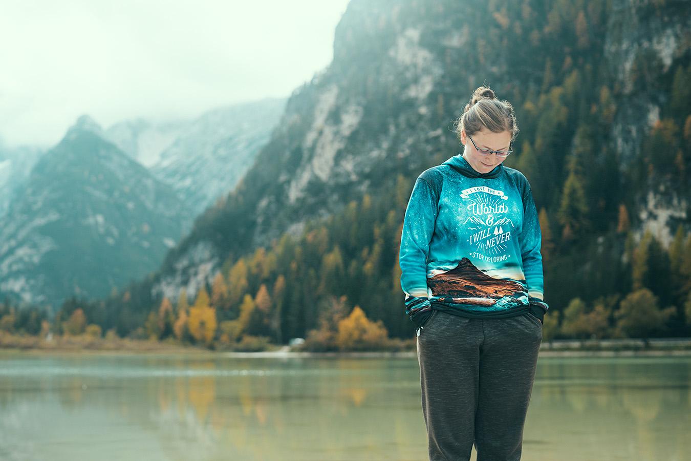 Lago di Landro, Dolomity