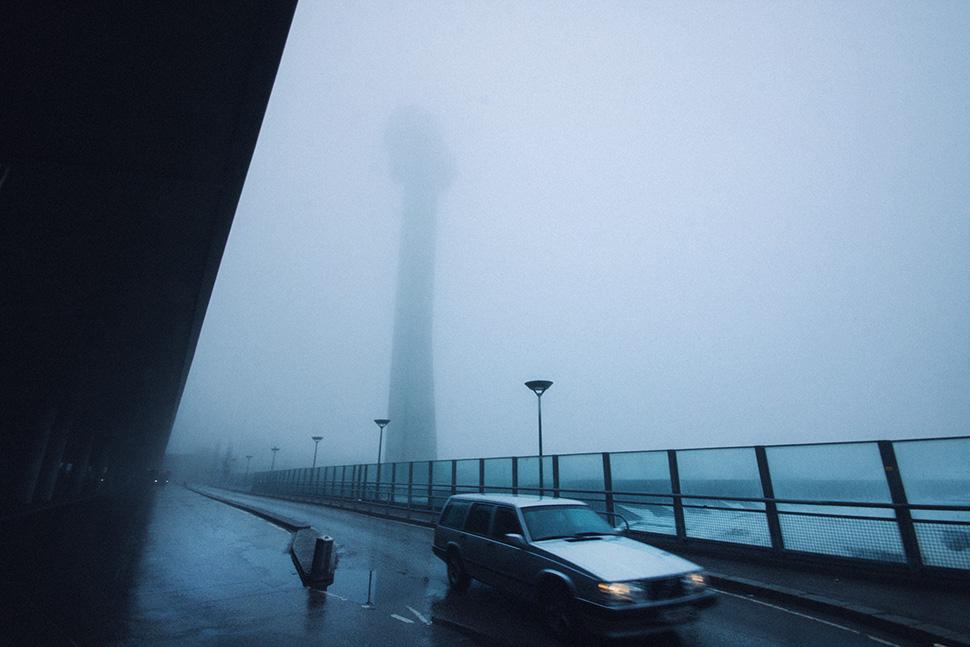 lotnisko Oslo, Norwegia