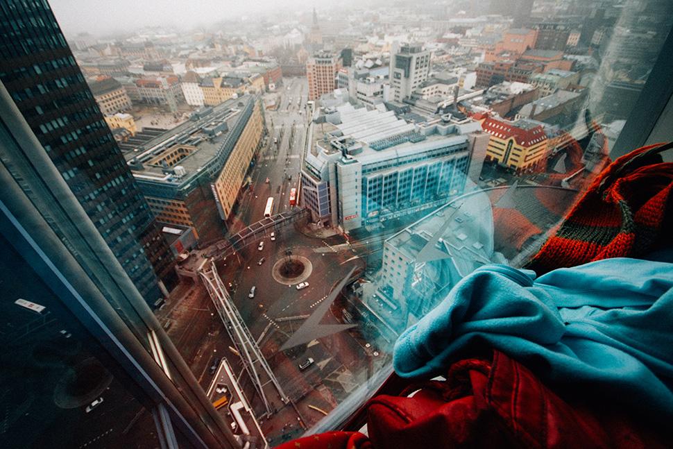panorama Oslo