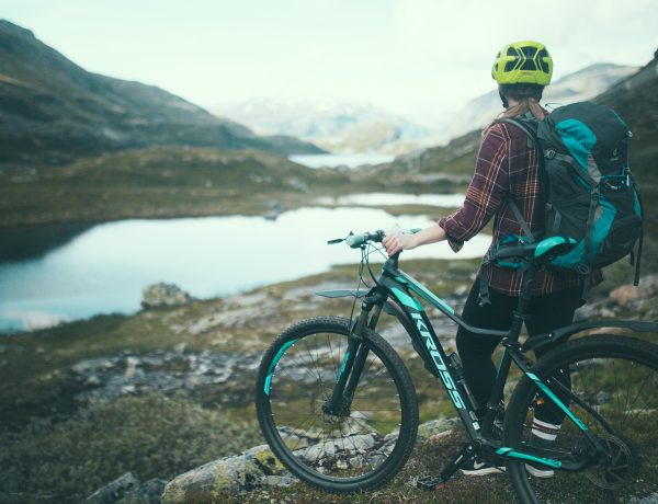 Rallarvegen, Kross bikes