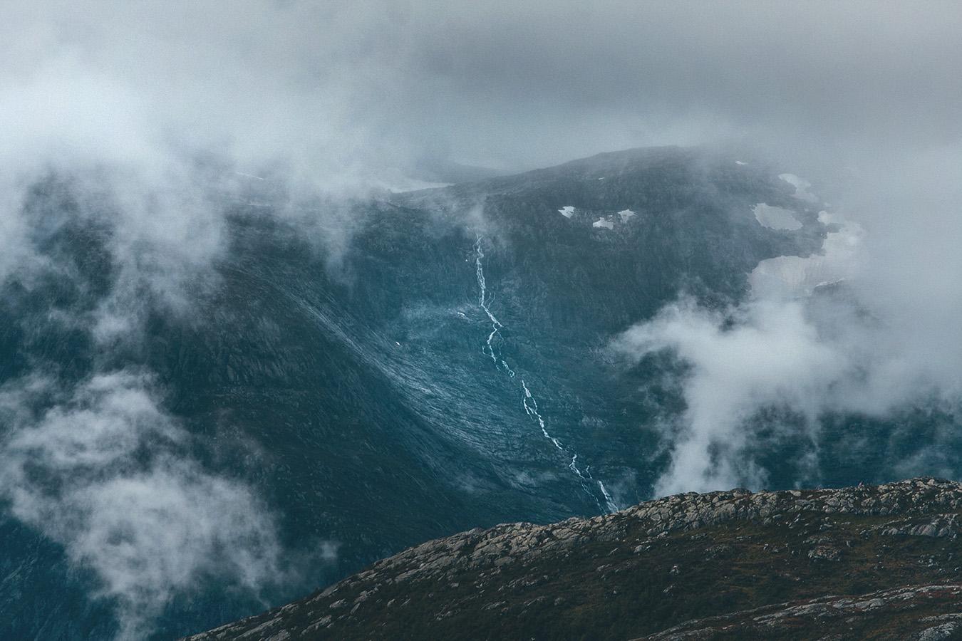 norweskie góry