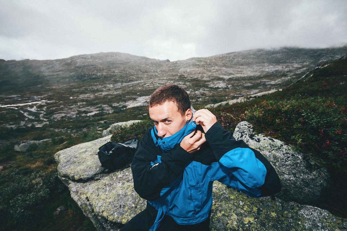 norweskie szlaki, szlak na Trolltungę