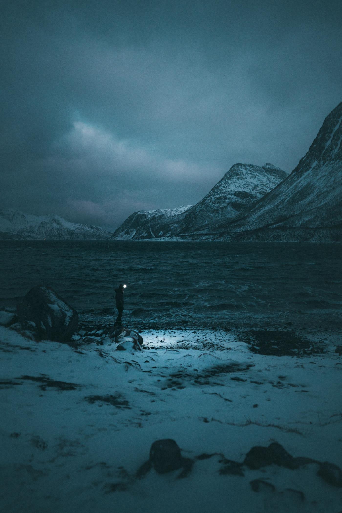 Noc polarna, Arktyka